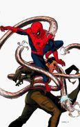 Spider-Man Doctor Octopus Negative Exposure Vol 1 1 Textless