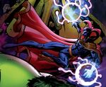 Stephen Strange (Earth-90512) from Hulk Vol 2 12 Wraparound Variant