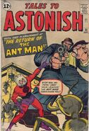 Tales to Astonish Vol 1 35 Vintage