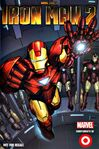 Target Iron Man 2 Custom Comic Vol 1 1