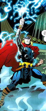 Thor Odinson (Earth-10091) from Thor The Mighty Avenger Vol 1 1 0001