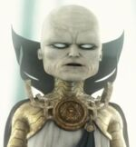Uatu (Earth-6109) from Marvel Ultimate Alliance 001