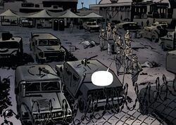 United States Army (Earth-85133) from Dead of Night Featuring Devil-Slayer Vol 1 1 0001
