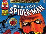 Untold Tales of Spider-Man Vol 1 22
