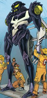 VEN#m Suit from Edge of Spider-Geddon Vol 1 2 001