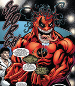 Wade Wilson (Earth-90211) from What If? Iron Man Demon in an Armor Vol 1 1 0001