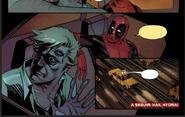 Wade Wilson (Earth-TRN133) and Bob Dobalina (Earth-TRN133) from Deadpool Max Vol 1 9 (0012)