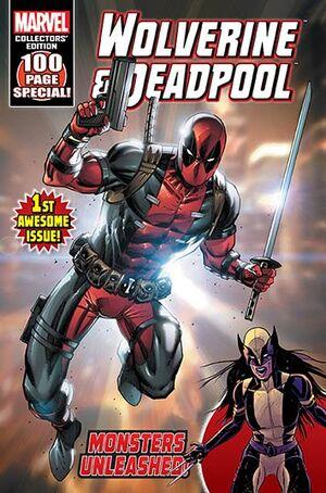 Wolverine & Deadpool Vol 5 1