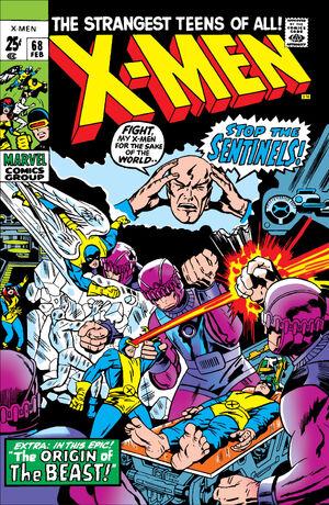 X-Men Vol 1 68