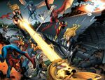 Xi'an, Shaanxi from Avengers vs. Pet Avengers Vol 1 2 0001