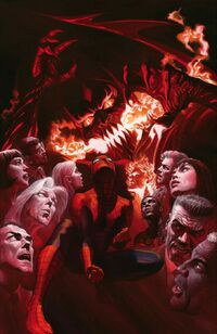 Amazing Spider-Man Vol 1 800 Virgin Variant