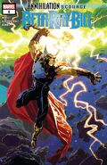 Annihilation - Scourge Beta Ray Bill Vol 1 1