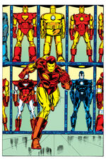Anthony Stark (Earth-616) from Marvel Fanfare Vol 1 45 001