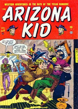 Arizona Kid Vol 1 6
