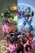 Avengers & X-Men AXIS Vol 1 3 Textless