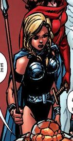 Brunnhilde (Earth-161) from X-Men Forever Vol 2 24 0001
