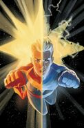Captain Marvel Vol 1 129 Textless