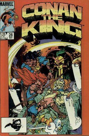 Conan the King Vol 1 28