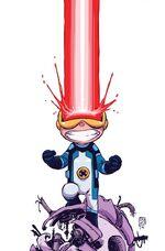 Cyclops Vol 3 1 Baby Variant Textless