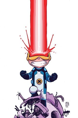 File:Cyclops Vol 3 1 Baby Variant Textless.jpg