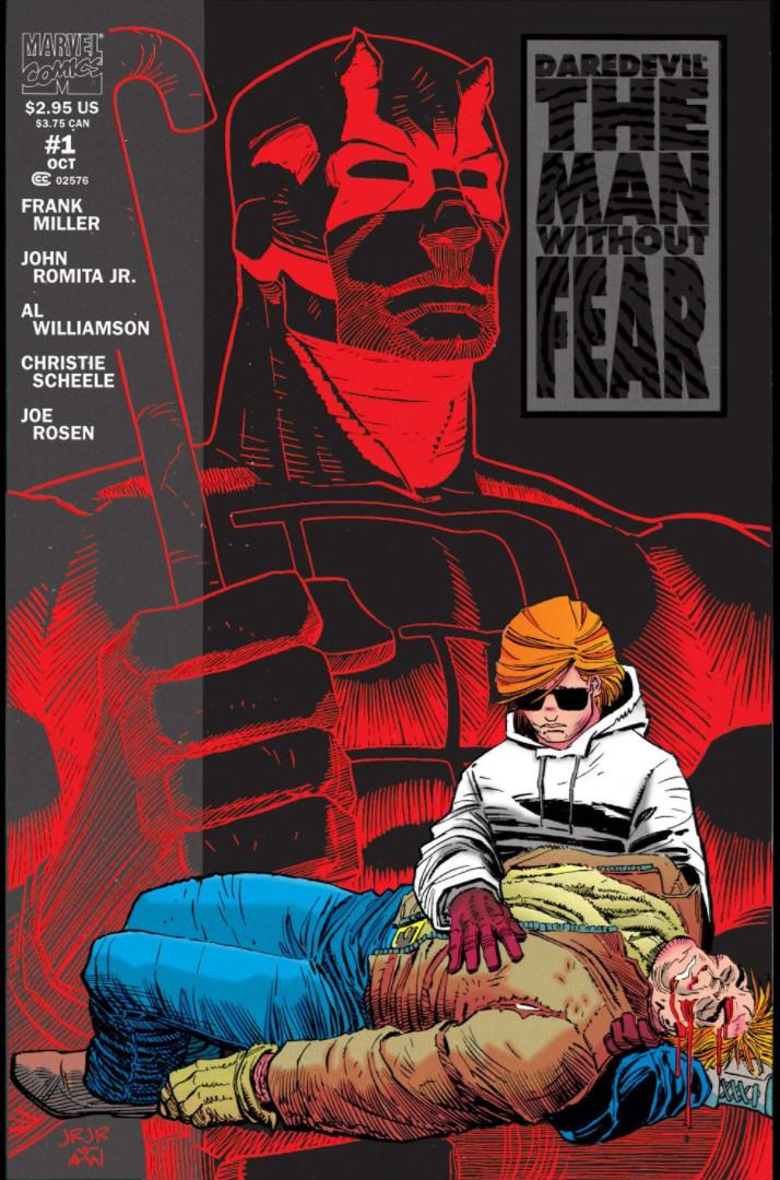 Los Angeles wybór premium szalona cena Daredevil: The Man Without Fear Vol 1 1 | Marvel Database ...