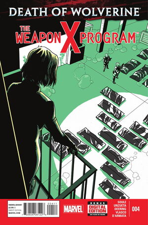 Death of Wolverine The Weapon X Program Vol 1 4