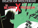 Death of Wolverine: The Weapon X Program Vol 1 4