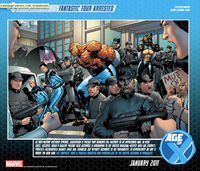 Fantastic Four (Earth-11326) from Age of X Promo