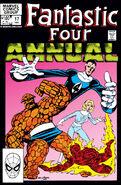 Fantastic Four Annual Vol 1 17