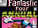 Fantastic Four Annual Vol 1 17