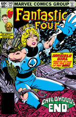 Fantastic Four Vol 1 245