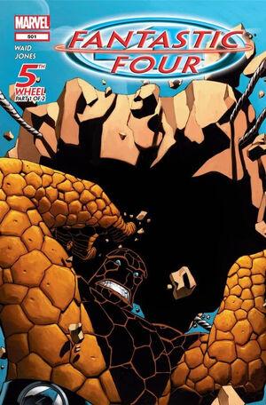 Fantastic Four Vol 1 501