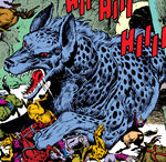 Ghoul-Hyena of Chaos (Earth-616) from King Conan Vol 1 2 001