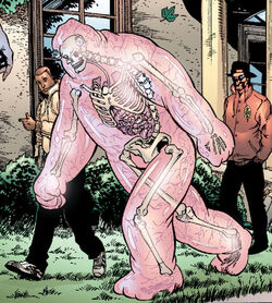 Glob Herman (Earth-616) from New X-Men Vol 1 117 0001