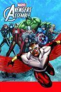 Marvel Universe Avengers Assemble Vol 1 3 Solicit