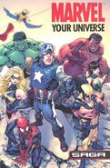 Marvel Your Universe Saga Vol 1 1