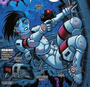 Neena Thurman (Earth-616) from A + X Vol 1 10 0001