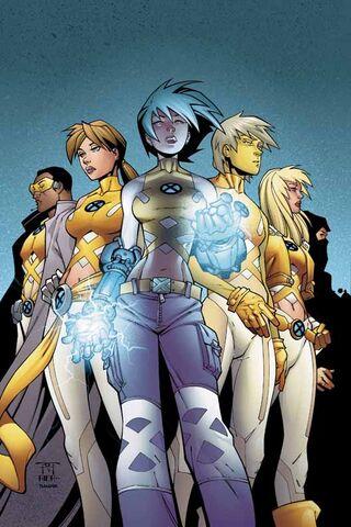 File:New X-Men Vol 2 1 Textless.jpg