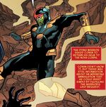 Nova Corps (Earth-TRN767) from Conan 2099 Vol 1 1
