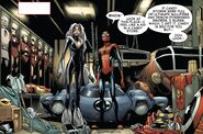 Peter Parker (Earth-616) and Felicia Hardy (Earth-616) from Amazing Spider-Man Vol 5 9 001