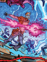 Peter Quill (Earth-18138) from Cosmic Ghost Rider Vol 1 3 001