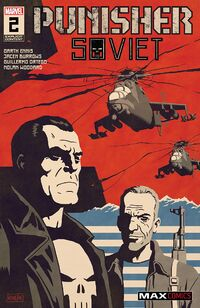 Punisher Soviet Vol 1 2