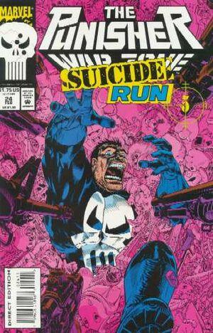 Punisher War Zone Vol 1 24
