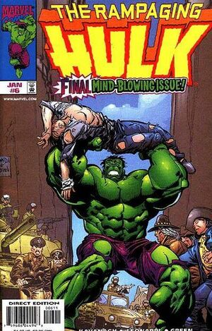 Rampaging Hulk Vol 2 6