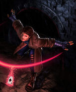 Remy LeBeau (Earth-7964) from X-Men Legends II Rise of Apocalypse 006