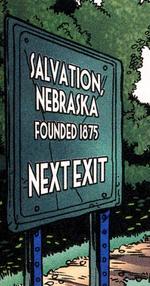 Salvation (Nebraska) from X-Force Vol 1 72 001