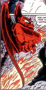 Satan (Balthar's Master) (Earth-616) from Captain America Comics Vol 1 21 0001