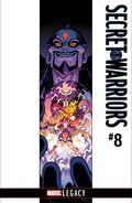 Secret Warriors Vol 2 8 Moore Variant