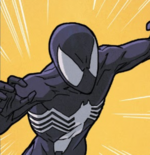 Spider-Man's Second Symbiote (Earth-616) from Spider-Man & the X-Men Vol 1 5 002