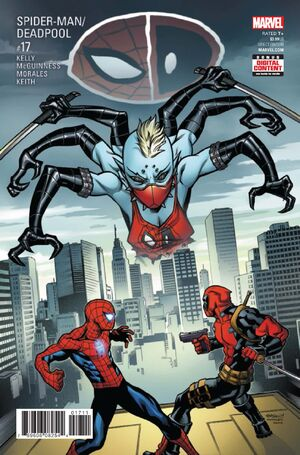 Spider-Man Deadpool Vol 1 17